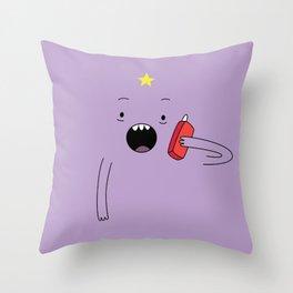 LSP Throw Pillow
