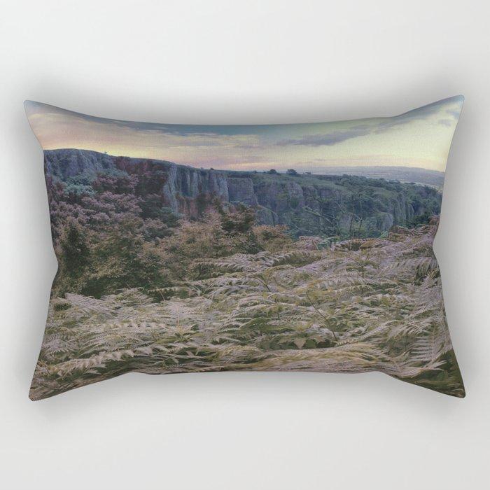 Somerset Sunset Rectangular Pillow