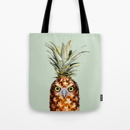PINEAPPLE OWL Tote Bag