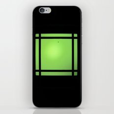 Night Spider iPhone & iPod Skin