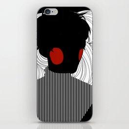 Clown (vers. 2) iPhone Skin