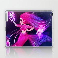 Angelfish Mermaid Laptop & iPad Skin