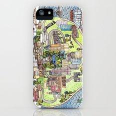 New York City Love iPhone (5, 5s) Slim Case
