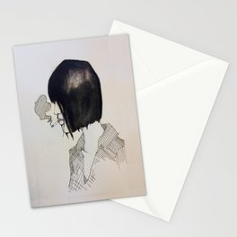Cigarette Watercolor Stationery Cards