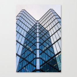 Downtown Ottawa Canvas Print
