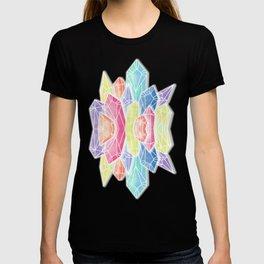 Crystals Green T-shirt