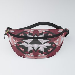 Quilt Pattern Fanny Pack