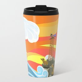 Last Ditch Effort Travel Mug