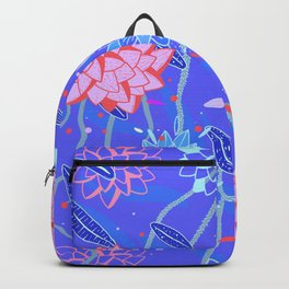 Heroinax Freaky Flowers Backpack