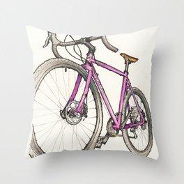 Straggler Throw Pillow