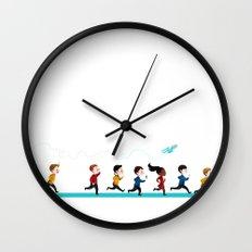 Star Trek Into Adorable Wall Clock