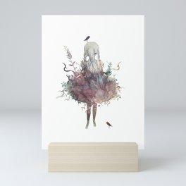 second nature Mini Art Print