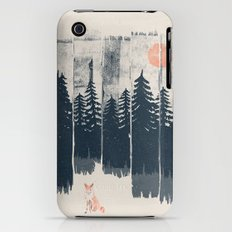 A Fox in the Wild... Slim Case iPhone (3g, 3gs)