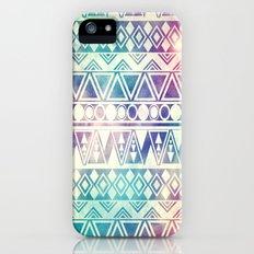 Tribal Orbit Slim Case iPhone (5, 5s)