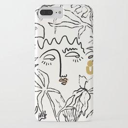 In The Jungle iPhone Case