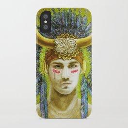 Theseus iPhone Case