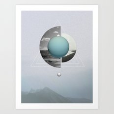 Noº3 Art Print