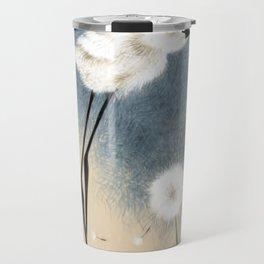Snowy Stilted Plover Travel Mug
