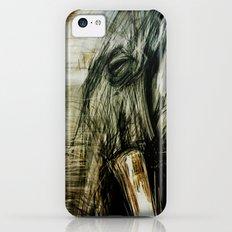 African Elephant iPhone 5c Slim Case