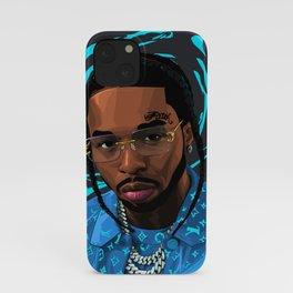 Pop Smoke iPhone Case