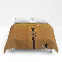 Animal Antics Comforters
