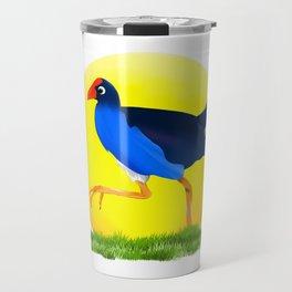 Pukeko Travel Mug