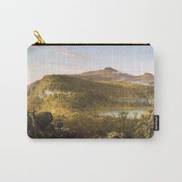 Catskill Mountains - Thomas Cole, 1844 Carry-All Pouch