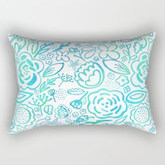 A Profusion of Flowers II Rectangular Pillow