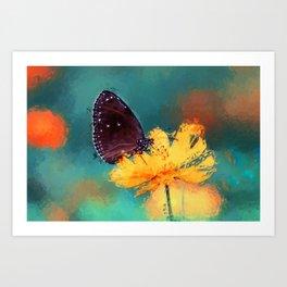 Bytterfly Effect Art Print