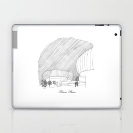 Renzo Piano Laptop & iPad Skin