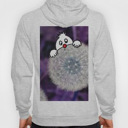 Fly with the dandelion Hoody