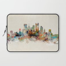 pittsburgh pennsylvania Laptop Sleeve