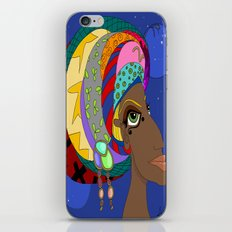 Who We Are iPhone & iPod Skin