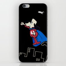 Graffiti Underdog iPhone & iPod Skin