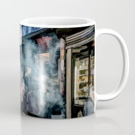 Deckard's Lane (painted) Coffee Mug