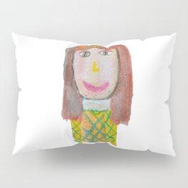 Van Gogh's girlfriend #society6 Pillow Sham