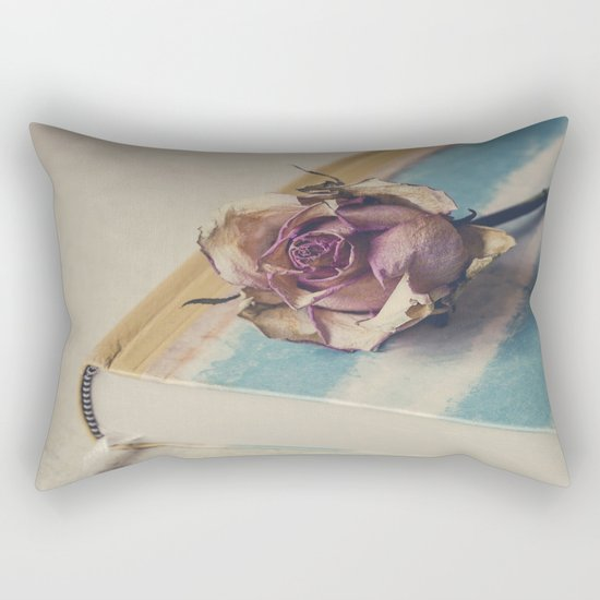 The Book Of Love III Rectangular Pillow