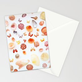 Rainbow Explosion Stationery Cards