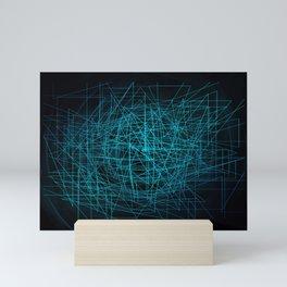 Network Mini Art Print