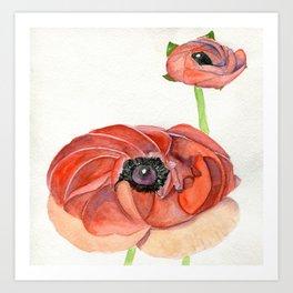 Cyclops and Son Art Print