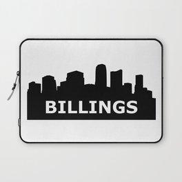 Billings Skyline Laptop Sleeve