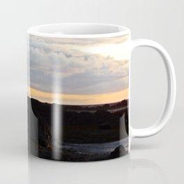 The Edge of Land Coffee Mug