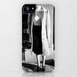 Mannequin iPhone Case