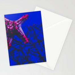 patrick star Stationery Cards