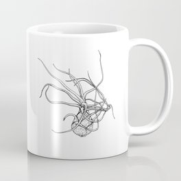 Tillandsia Bulbosa. Airplant Coffee Mug