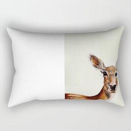 Deer Rectangular Pillow