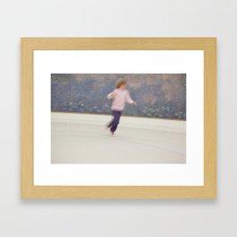 Move 2 Framed Art Print