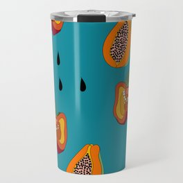 DINNER IN SPAIN BLUE Travel Mug