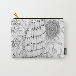 Rising Tide (Very Troubling) Carry-All Pouch