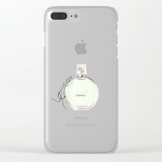 Chance EAU FRAICHE Clear iPhone Case